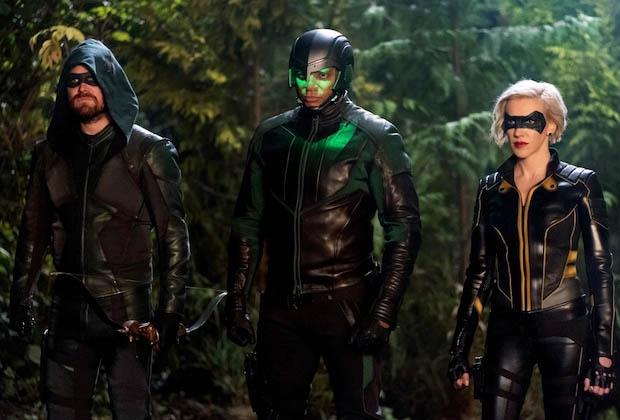 Arrow' Recap Season 8 Episode 7